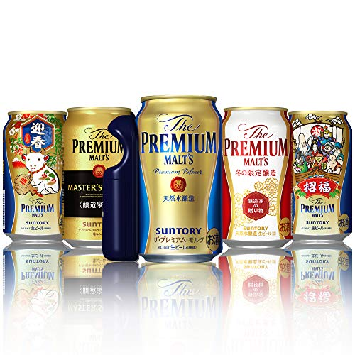 【10月から特別なプレモルを順次お届け】【ビール減税記念】 ザ・プレミアム・モルツ 頒布会