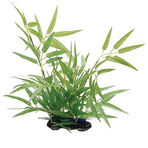 shoots Fluval Bamboo Shoots Plant for Aquarium, 14-Inch