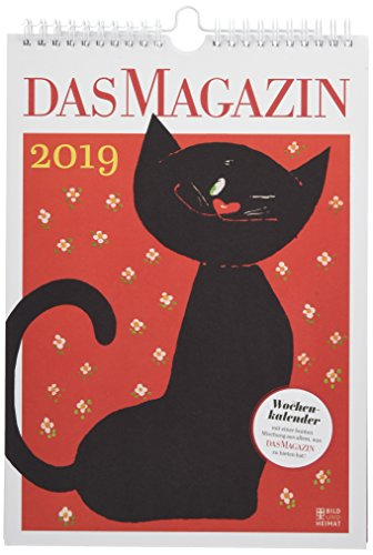 Das Magazin 2019: Wandkalender