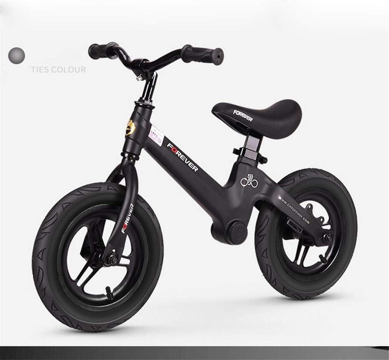 más vendido PING Niños Pedal Pedal Pedal Bicicleta aleación de magnesio Inflable Rueda yo Coche Niño Scooter Niños Equilibrio Coche Scooter 1-3-6 años de Edad,negro  comprar mejor