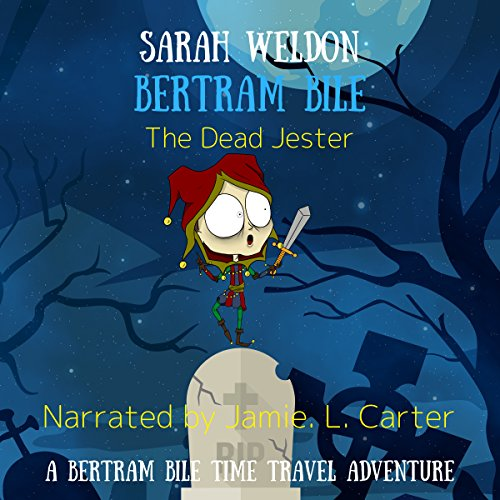 The Dead Jester audiobook cover art