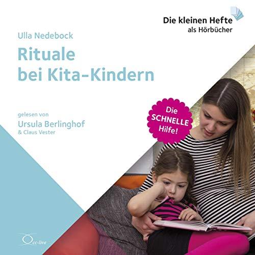 Rituale bei Kita-Kindern cover art