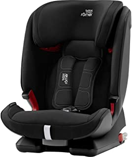 Britax Römer ADVANSAFIX IV Group 1-2-3 (From 9 Months to 12 Years)/(From 9-36KG) Car Seat- Cosmos Black