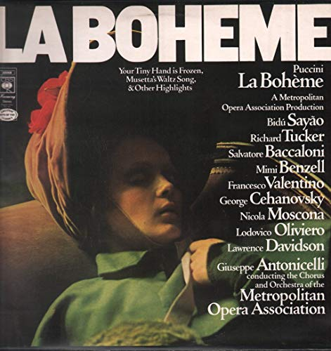 Puccini - La Bohème - Highlights