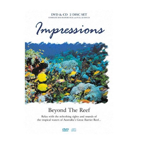 Impressions - Beyond the Reef (+ Audio-CD) [2 DVDs]