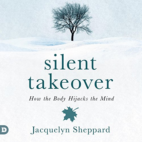Silent Takeover audiobook cover art