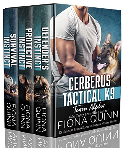 Cerberus Tactical K9: Team Alpha Boxed Set (Iniquus Security Action Adventure Boxed Set Book 8) (English Edition)