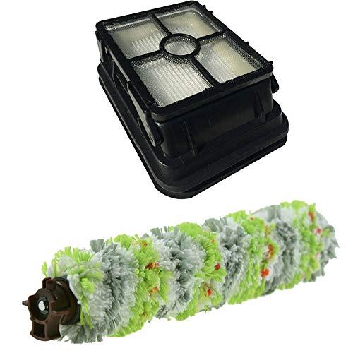 REFURBISHHOUSE Roller Kit De Brosse Et Filtre pour Bissell Crosswave 1785 2303 2305 2306 Série 2328