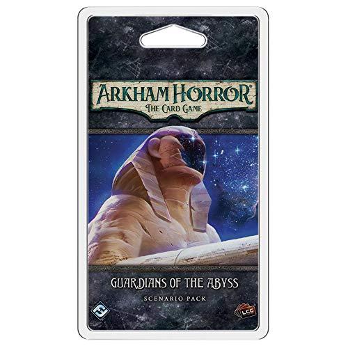 Fantasy Flight Games FFG AHC27 Arkham Horror: Guardians of The Abyss Toy (Pvz Heroes Best Decks)