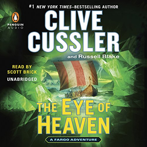 The Eye of Heaven audiobook cover art