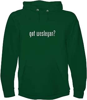 The Town Butler got Wesleyan? - Men's Hoodie Sweatshirt