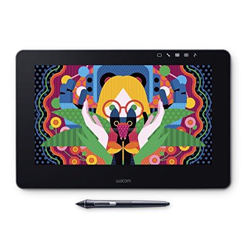 ワコム Wacom Cintiq Pro 13 液晶ペンタブレット 13.3 インチ Full HD 液晶タブレット Wacom プロペン2付属 Mac Windows 対応 DTH-1320/K0