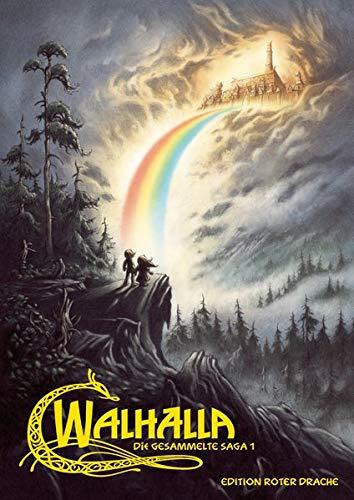 Walhalla: Die gesammelte Saga 1