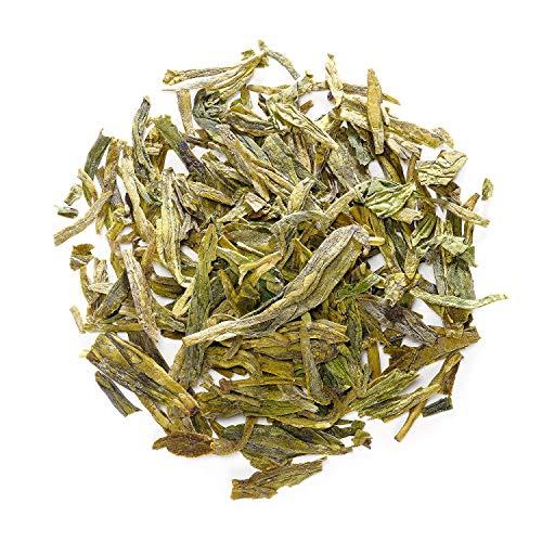 Dragon Well Green Tea - Longjing Loose Leaf Tea From China - Xihu Long Jing...