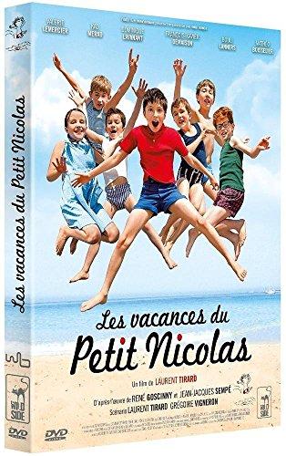 Les Vacances du petit Nicolas [Francia] [DVD]