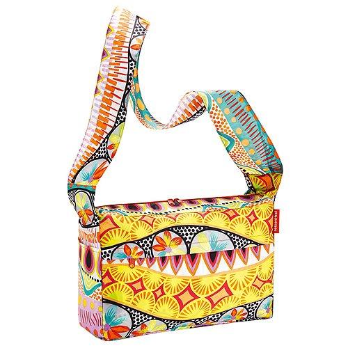 Reisenthel AL2020 Mini Maxi Citybag Strandtasche, 21 cm, Gelb