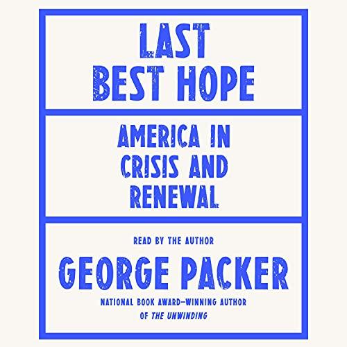 Last Best Hope cover art