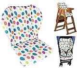 Revêtements de siège, Yworld Waterproof Seat Liner Mat Coussin Coussin Baby...