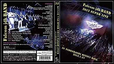 Falcom jdk BAND 2012 SUPER LIVE IN NIHONBASHI MITSUI HALL [Blu-ray]
