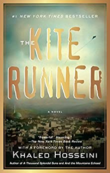 The Kite Runner by [Khaled Hosseini]