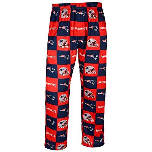 NFL Mens Repeat Print Lounge Pants,Green Bay Packers