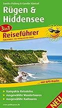 Rügen & Hiddensee: 3in1 Reiseführer mit kompakten Reiseinfos, ausgewählten Rad- und Wandertouren und Karten im optimalen Maßstab (Reiseführer / RF)
