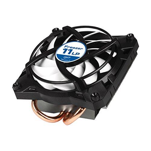 ARCTIC Freezer 11 LP - Enfriador Intel CPU 100 Watts, silencioso, 92 mm PWM, MX-4 preaplicado
