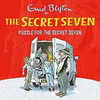 Puzzle for the Secret Seven cover art