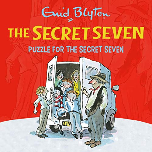 Puzzle for the Secret Seven cover art