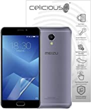 Celicious Matte Anti-Glare Screen Protector Film Compatible with Meizu M5 Note [Pack of 2]