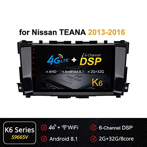 Buy Bargain XBRMMM Android 9.0 Octa Core Car Radio GPS Player Navigation for Nissan Teana Altima 201...