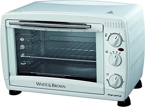 White & Brown MF 285 Four Blanc 28 L