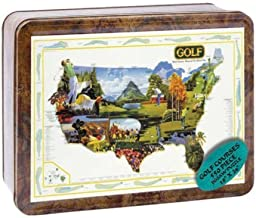product image for Puzzle Tin Golf Jigsaw Puzzle 550pc by Channel Craft