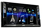 "Best JVC Double-din Car Stereos - JVC KW-V230BT Multimedia Receiver 6.2"" WVGA Clear Resistive Review"