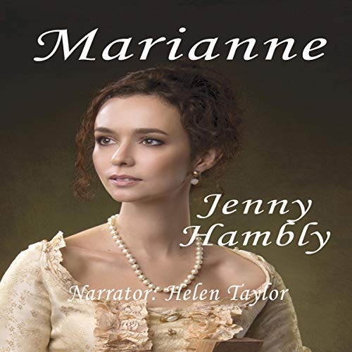 Marianne: A Regency Romance cover art