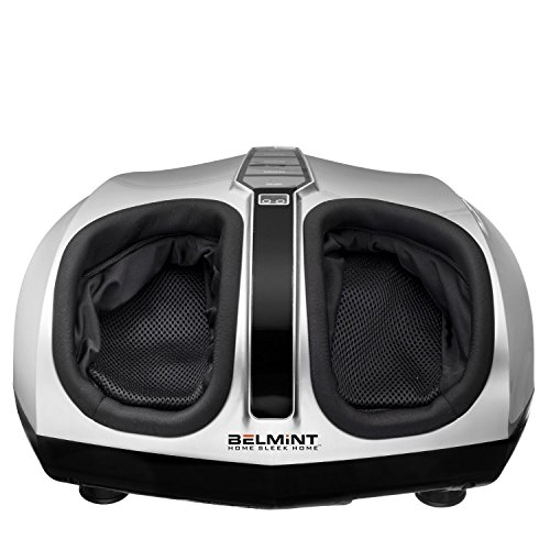 Belmint Shiatsu Foot Massager Machine with Heat Function, Multi Settings...