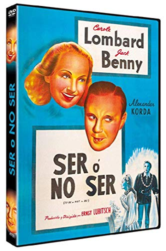 Sein oder Nichtsein / To Be or Not to Be (1942) ( ) [ Spanische Import ]