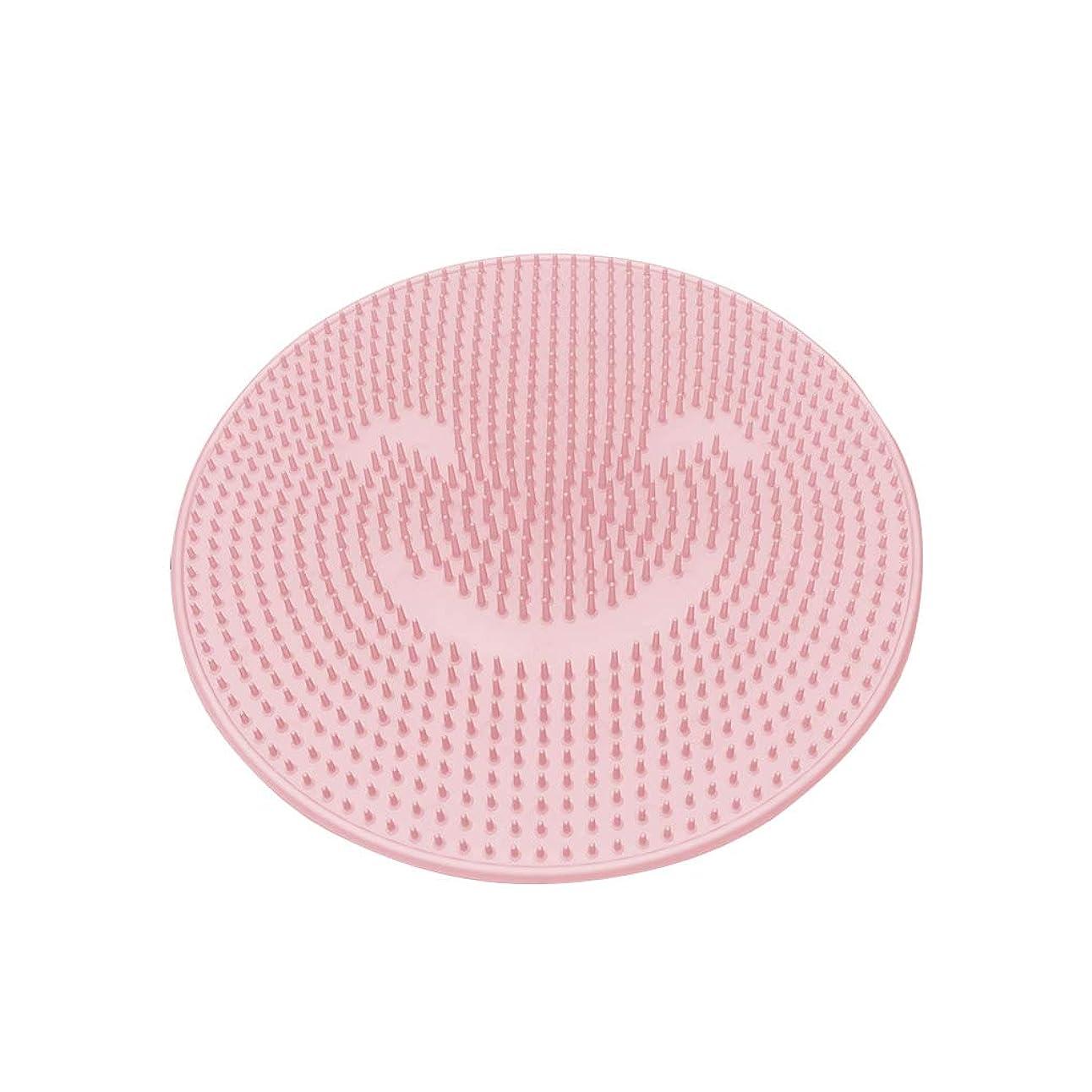 生きている艶テストTopFires 足洗い用 バスマット 足洗いマット 汚れ角質除去 ストレス解消 直径 31cm