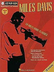 Jazz Play-Along Vol.002 Miles Davis + Cd