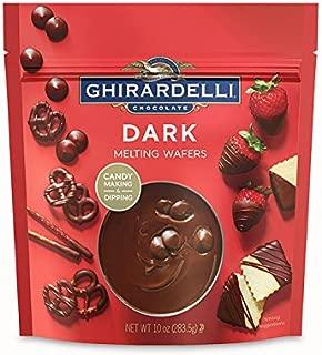 Ghirardelli Chocolate Dark Melting Wafers - 10oz