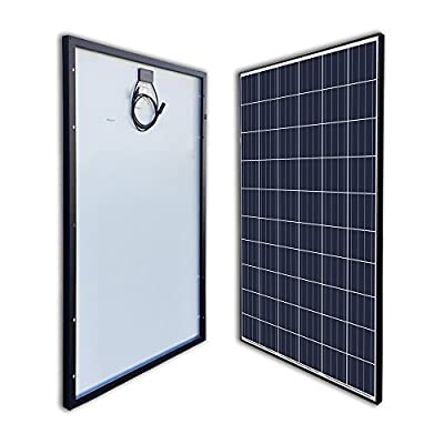 Renogy Grid Large Solar System, Residential Commercial House Cabin Sheds Rooftop, Multi-Panel Solar Arrays