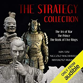 The Strategy Collection audiobook cover art