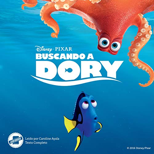 Finding Dory (Spanish Edition) audiobook cover art