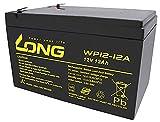 WP12-12A von Long - 12V 12Ah