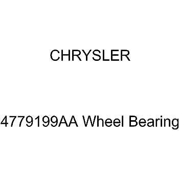 Genuine Chrysler 4721515AD Wheel Bearing