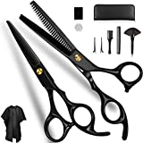 Best Hair Cutting Scissors - Home Hair Scissors Set, Haircut Scissors Kit Review