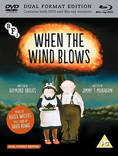 When the Wind Blows (DVD + Blu-ray) [Reino Unido]