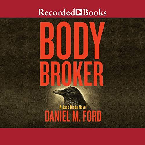 Body Broker audiobook cover art