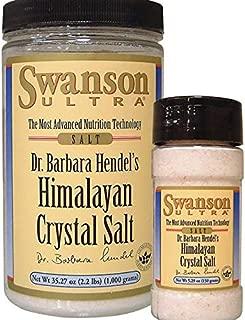 Best swanson ultra himalayan crystal salt Reviews