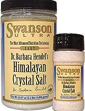 Swanson Himalayan Crystal Salt Combo 1 Kit